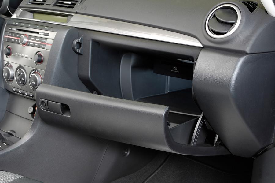 Mazda Speed 3 >> Mazda3 – Wnętrze