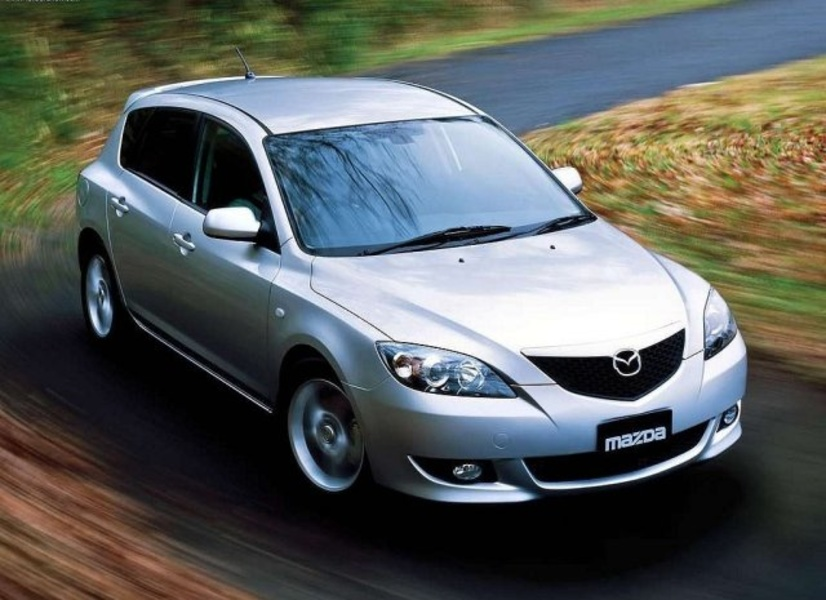 Mazda3 Używana Mazda3 2003 2009 Bk