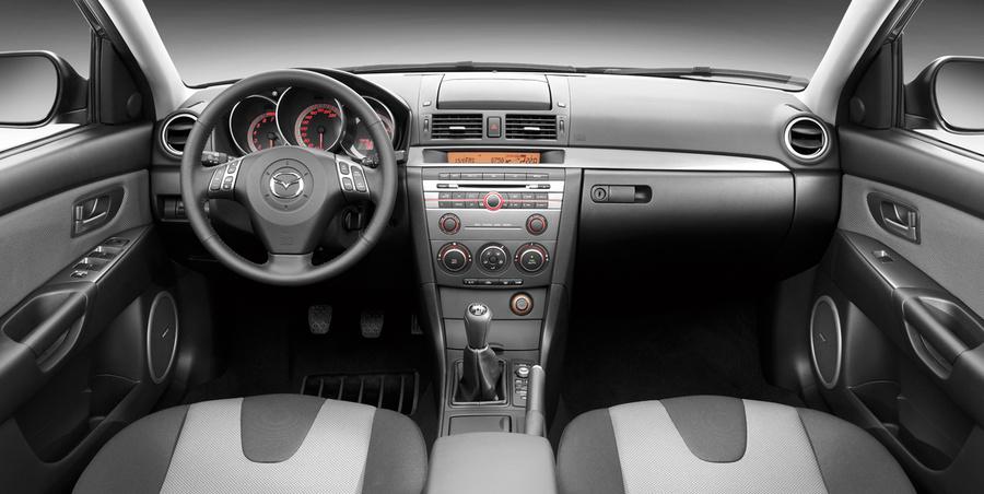 Mazda3 Wnętrze